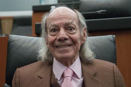 """Manuel """"Loco"""" Valdés murió hoy. (Foto: Cuartoscuro)"""