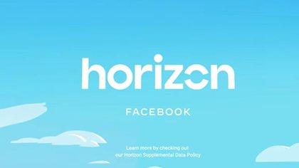 Facebook Horizon es un entorno de realidad aumentada