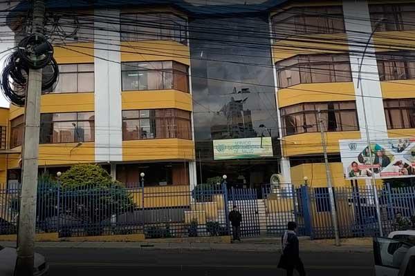 Sedes La Paz Foto: Radio Fides