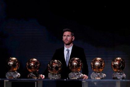 Messi renovó su contrato hasta el 2021 hace tres años atrás (Foto: Reuters)