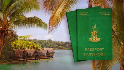 El pasaporte se convirtió en el principal producto de exportación de Vanuatu (Shutterstock)