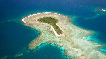 Una de las tantas playas de Vanuatu (Shutterstock)