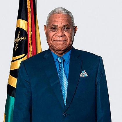 Bob-Loughman, primer ministro de Vanuatu