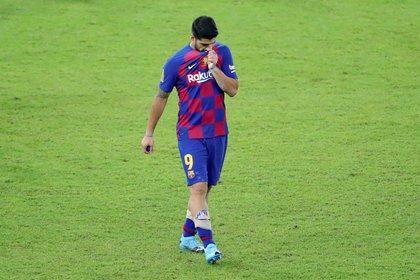 El uruguayo es el tercer máximo goleador del Barcelona