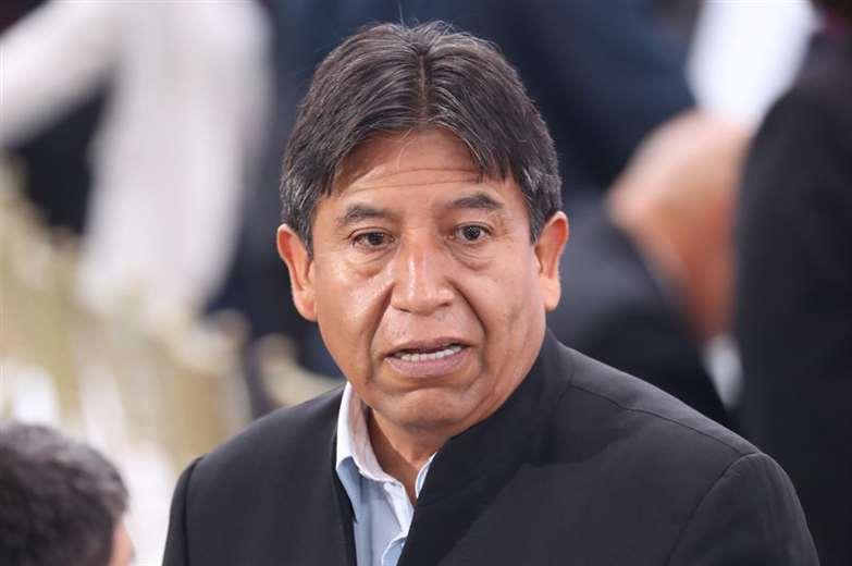 David Choquehuanca postula a la vicepresidencia
