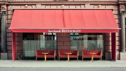 Roland Mary es dueño del restaurante Borchardt, una de las escalas obligadas en Berlín para Brad Pitt y muchas otras estrellas de Hollywood
