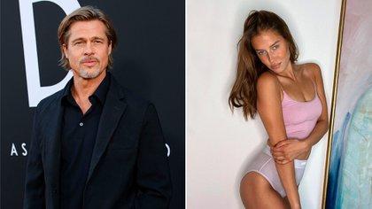 Nicole Poturalski, casada y con un hijo, conoció a Brad Pitt en el restaurante de su marido