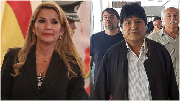 """Áñez sobre acusaciones de pedofilia contra Evo: """"Es indignante y no quedará en la impunidad""""   Urgentebo"""