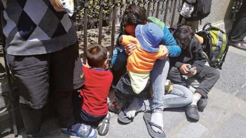 Migración reporta salida de unos 2.500 venezolanos hacia Chile, por pasos ilegales