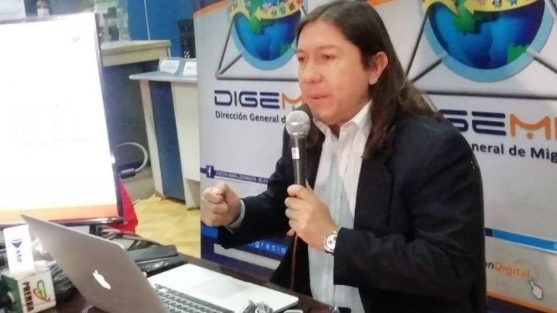 Gobierno acusa a Rivas por emitir más de 400 alertas migratorias «ilegales»