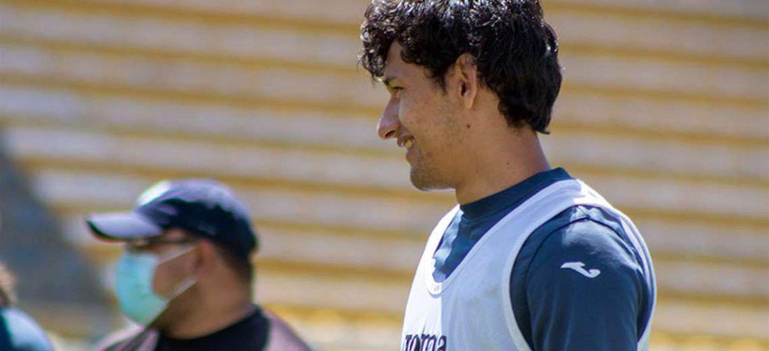 Ábrego fue la figura en el anterior partido por la Sudamericana. Foto: Bolívar