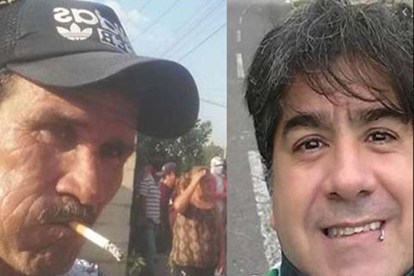 Mario Salvatierra y Marcelo Terrazas murieron por impactos de bala en Montero Foto: Brújula Digital