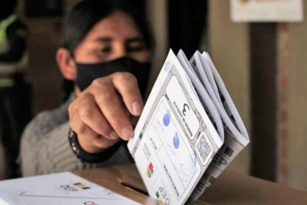 Elecciones Bolivia Foto: El Cronista