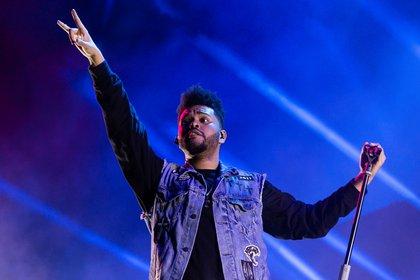 """The Weeknd acusó de """"corrupción"""" a los Grammy tras no recibir nominaciones para la edición 2021 (Foto; Efe)"""