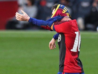 Leo se puso la 10 que usó Diego en Newell's antes del Mundial de Estados Unidos