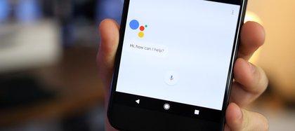 El asistente de Google facilita responde a comandos de voz