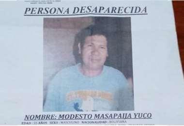Hallan restos de mototaxista desaparecido hace ocho días | EL DEBER