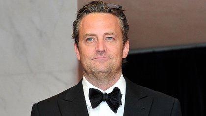 """Matthew Perry reconoció que los últimos años de """"Friends"""" casi no los recuerda por su adicción al alcohol y a las drogas"""