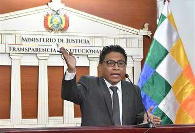 Presidente de una comisión en Diputados desahucia referéndum judicial por falta de tiempo | EL DEBER