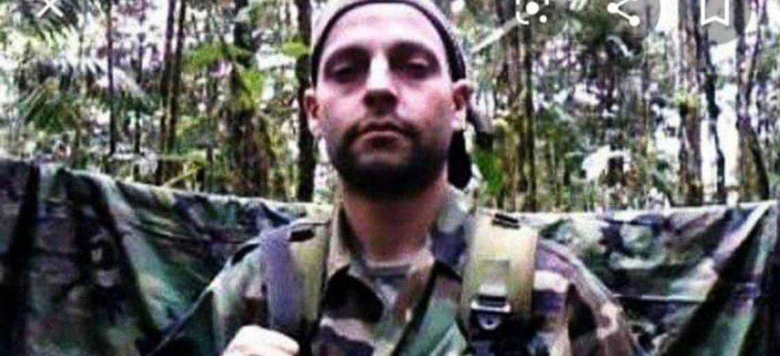 Facundo Molares fue parte de las FARC. Foto: internet
