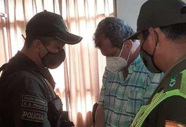 Juez determina detención preventiva de locutor | EL DEBER