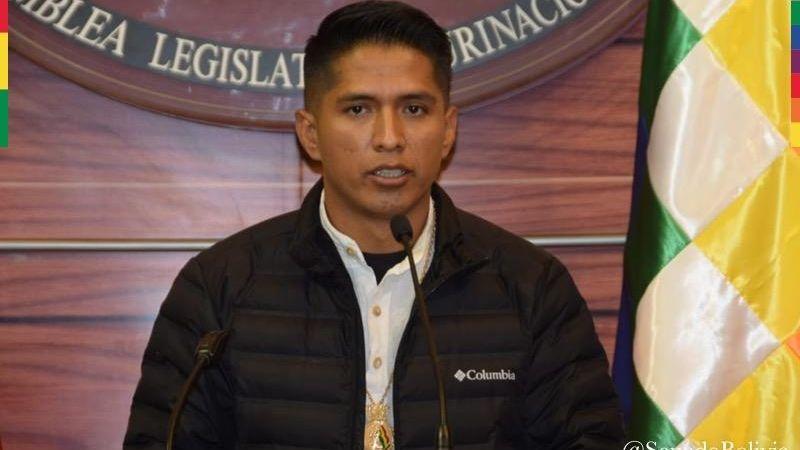 Andrónico anuncia evaluación del gobierno de Arce en la que estará Evo Morales