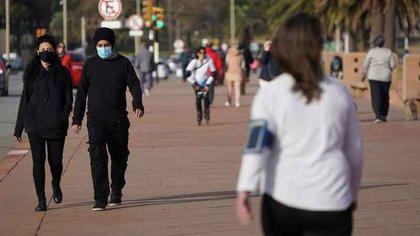 Uruguay registra 2.182 casos desde el inicio de la pandemia (REUTERS/Mariana Greif)