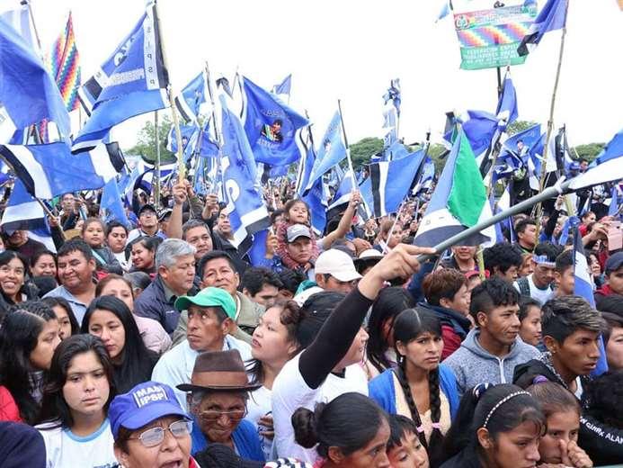 Los masistas tendrán asamblea este viernes en Tarija