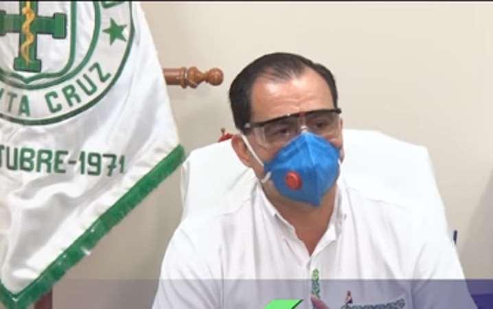 WIlfredo Anzoategui reclama items para los profesionales bolivianos