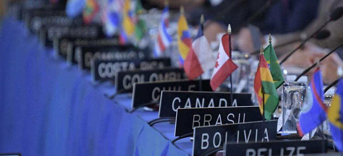 La Asamblea de la OEA rechaza elecciones legislativas