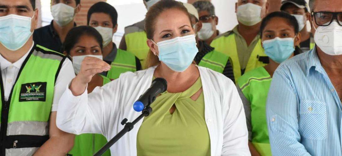 Angélica Sosa anuncia su precandidatura a la Alcaldía cruceña | EL DEBER