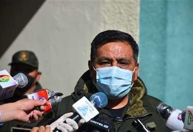Surge una tercera orden de aprehensión contra el exdirector de la Fuerza Anticrimen | EL DEBER