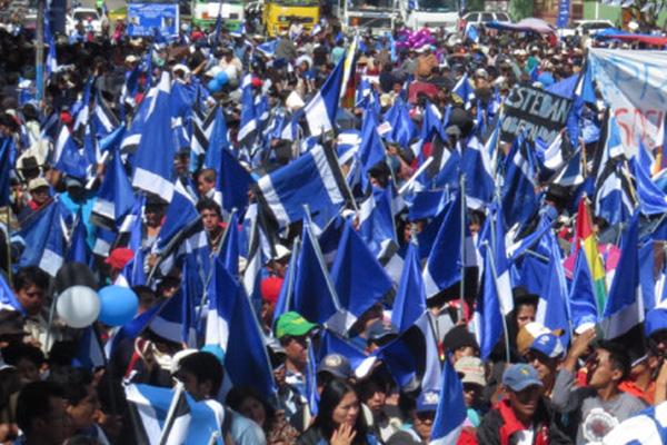 MAS /Imagen de referencia/ Foto: RTP Bolivia