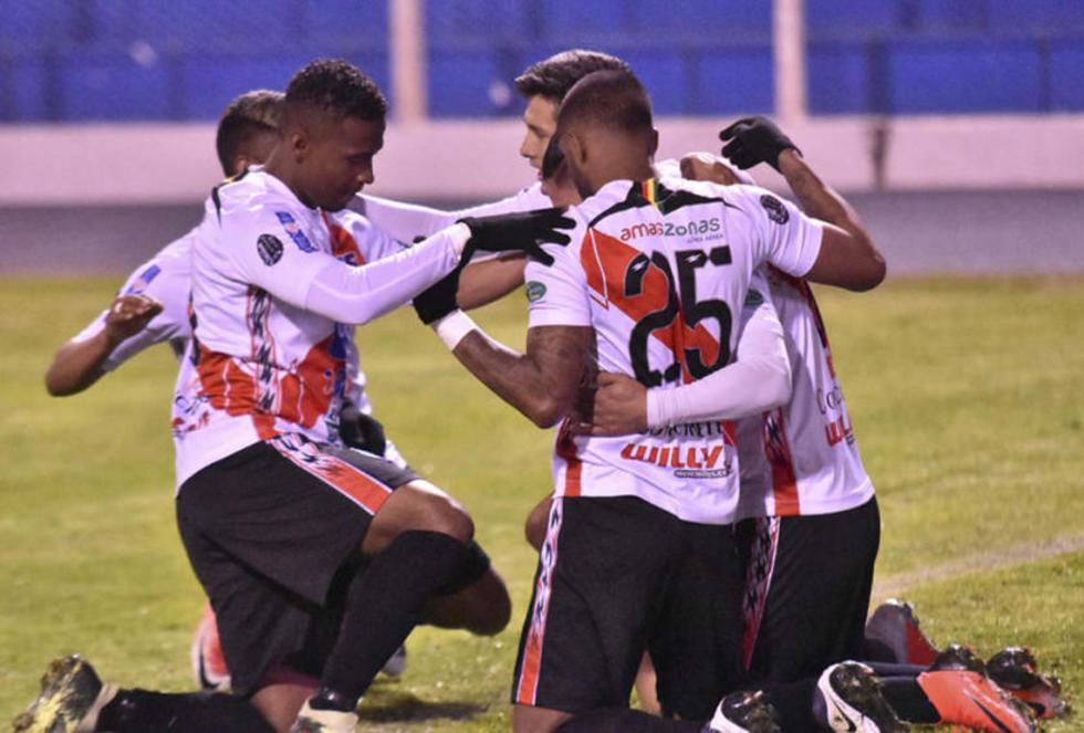 Nacional gana y sube al sexto lugar del torneo
