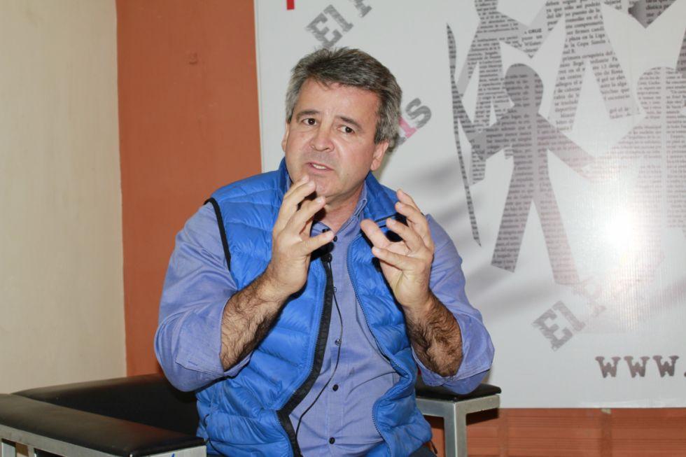 Carlos Brú es el candidato del MAS para la alcaldía de Yacuiba