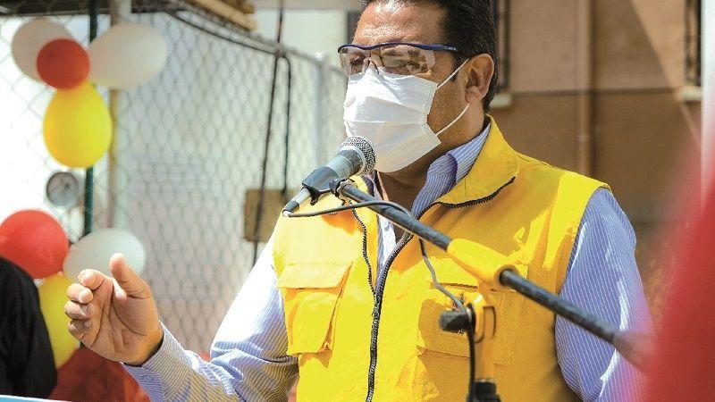 Revilla: Ante un rebrote, los hospitales públicos deben sumarse a municipales