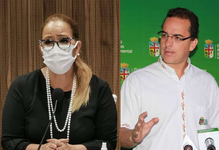 Angélica Sosa reveló a Unitel la invitación que realizó a Roly Aguilera