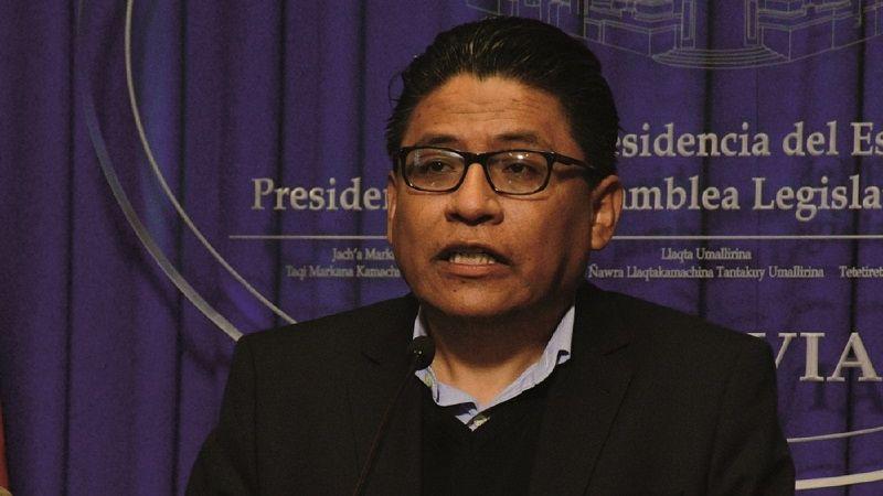 MAS perfora la reforma judicial, dice que no era urgente y queda sin fecha