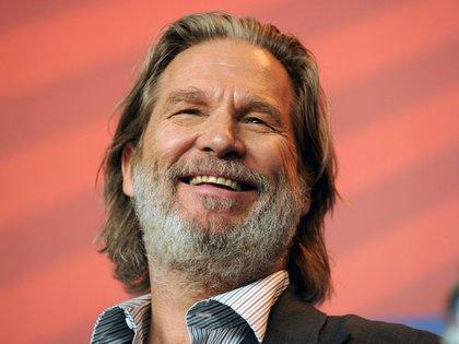 En la imagen el actor estadounidense Jeff Bridges