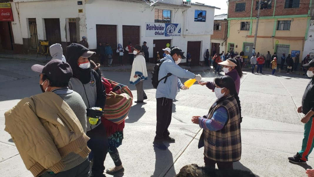 Vecinos de Potosí/Imagen de referencia/ Foto: Fides Potosí
