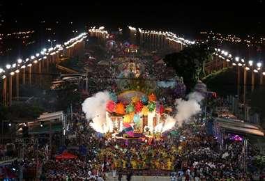 Autoridades departamentales y Gobierno evaluarán la realización del Carnaval  en Oruro y Santa Cruz   EL DEBER