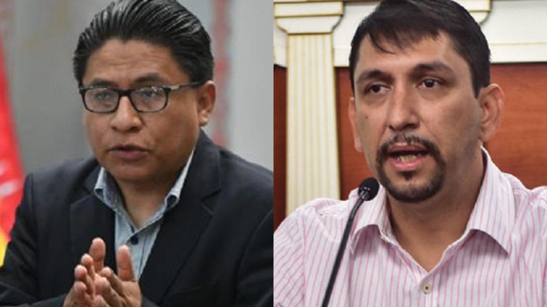 Gobierno reitera que Áñez instauró un aparato de persecución contra 592 exservidores públicos