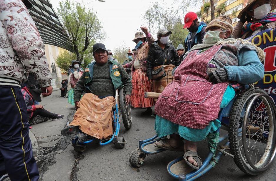 Gabinete define ampliación del carnet de discapacitado