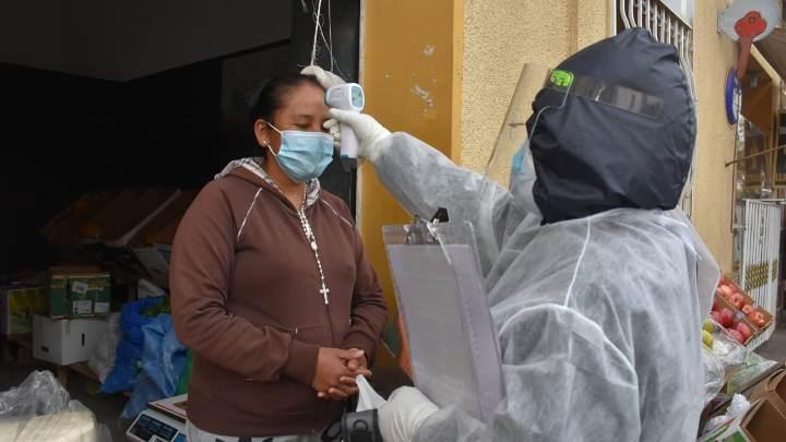 Ministerio de Salud de Bolivia - Chuquisaca toma previsiones ante un  posible rebrote de COVID-19