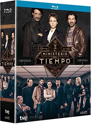 El Ministerio Del Tiempo - Temporadas 1 y 2 [Blu-ray]