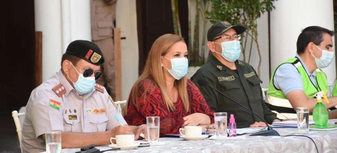 La autoridad se halla definiendo temas de contención del virus con diferentes sectores