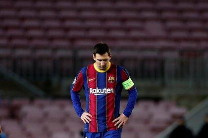 Lionel Messi habló sobre su presente en el FC Barcelona