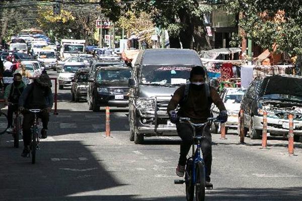 Ciudad de Cochabamba Foto: Los Tiempos