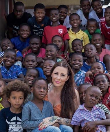 """En Land of Hope hay más de 70 niños que fueron rescatados luego de que sus comunidades los expulsaran por considerarlos """"brujos"""""""