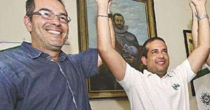 Mario Aguilera acompañará a Camacho para la gobernación
